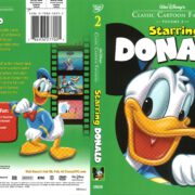 Classic Cartoon Favorites: Starring Donald (2005) R1 DVD Cover