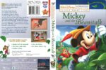 Walt Disney Animation Collection: Mickey and the Beanstalk (2009) R1 DVD Cover