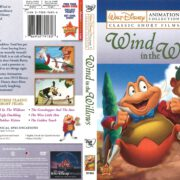Walt Disney Animation Collection: Wind in the Willows (2009) R1 DVD Cover