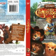 The Country Bears (2002) R1 DVD Cover