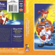 Darkwing Duck: It's a Wonderful Leaf (2008) R1 DVD Cover