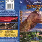 Dinosaur (2004) R1 DVD Cover