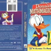 Donald in Mathmagic Land (2007) R1 DVD Cover