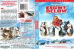 Eight Below (2006) R1 DVD Cover