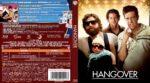 Hangover (2009) R2 German Blu-Ray Cover