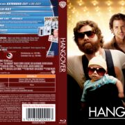 Hangover (2009) R2 German Blu-Ray Cover
