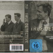 True Detective Staffel 1 (2014) R2 German Blu-Ray Cover