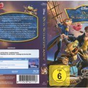Der Schatzplanet (2014) R2 German Blu-Ray Cover
