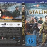 Stalingrad 3D (2014) R2 German Blu-Ray Cover