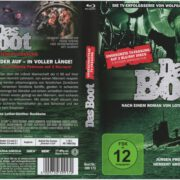 Das Boot (2014) R2 German Blu-Ray Cover