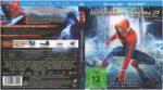 Spiderman 2 Rise Of Elektro 3D (2014) R2 German Blu-Ray Cover