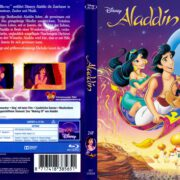 Aladdin (2013) R2 German Blu-Ray Cover