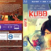 Kubo And The Two Strings (2016) R1 Blu-Ray Cover