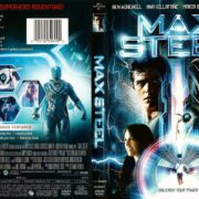 Max Steel (2016) R1 DVD Cover