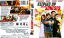 Keeping Up With The Joneses (2016) R1 DVD Cover
