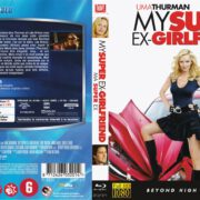 My Super Ex-Girlfriend (2006) R2 Dutch Blu-Ray Cover