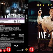 Live By Night (2016) R2 Dutch Blu-Ray Cover
