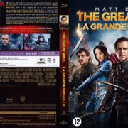 The Great Wall (2016) R2 Dutch Blu-Ray Cover