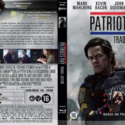 Patriots Day (2016) R2 Dutch Blu-Ray Cover