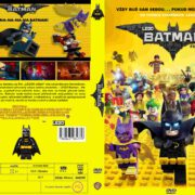 The Lego Batman Movie (2017) R2 Custom Czech DVD Cover