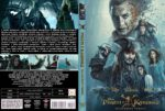 Pirates of the Caribbean Dead Men Tell No Tales (2017) R2 Custom Czech DVD Cover