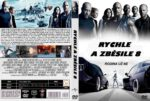 The Fate of the Furious (2017) R2 Custom Czech DVD Cover
