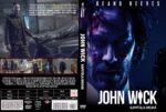 John Wick Chapter Two (2017) R2 V2 Custom Czech DVD Cover