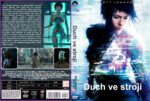 Ghost in the Shell (2017) R2 Custom Czech DVD Cover