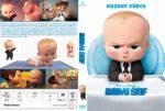 The Boss Baby (2017) R2 Custom Czech DVD Cover