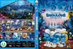 Smurfs The Lost Village (2017) R2 Custom Czech DVD Cover