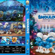 Smurfs The Lost Village (2017) R2 Custom Czech DVD Cover