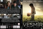 The Space Between Us (2017) R2 Custom Czech DVD Cover