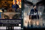 The Mummy (2017) R2 Custom Czech DVD Cover
