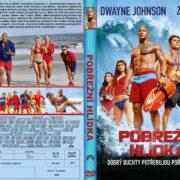 Baywatch (2017) R2 Custom Czech DVD Cover