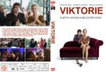 In Bed with Victoria (2016) R2 Custom Czech DVD Cover