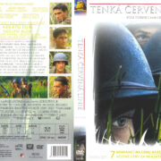 The Thin Red Line (1998) R2 Czech DVD Cover