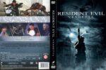 Resident Evil Vendetta (2017) R2 Custom Czech DVD Cover