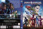 Power Rangers (2017) R2 Custom Czech DVD Cover