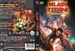 Teen Titans The Judas Contract (2017) R2 Czech DVD Cover