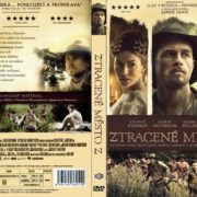 The Lost City of Z (2016) R2 Czech DVD Cover