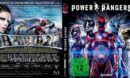 Power Rangers (2017) R2 German Custom Blu-Ray Covers