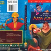 The Emperor's New Groove (2005) R1 DVD Cover