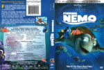 Finding Nemo (2003) R1 DVD Cover