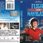Flight of the Navigator (2004) R1 DVD Cover