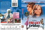 Freaky Friday (2004) R1 DVD Cover