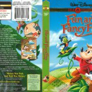 Fun and Fancy Free (1947) R1 DVD Cover