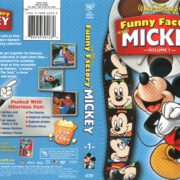 Walt Disney's Funny Factory with Mickey (2006) R1 DVD Cover