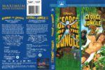 George of the Jungle/George of the Jungle 2 Double Feature (2003) R1 DVD Cover