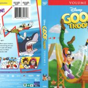 Goof Troop Volume 1 (2014) R1 DVD Cover