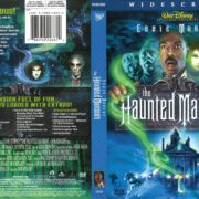 The Haunted Mansion (2003) R1 DVD Cover